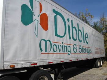 dibble truck moving services